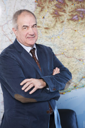 Dr. Francesc Bonet, Director of the Cerdanya hospital