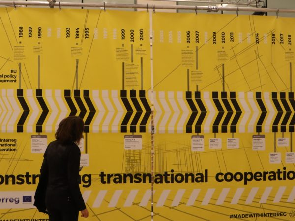 "timeline ""contructing transational cooperation"""