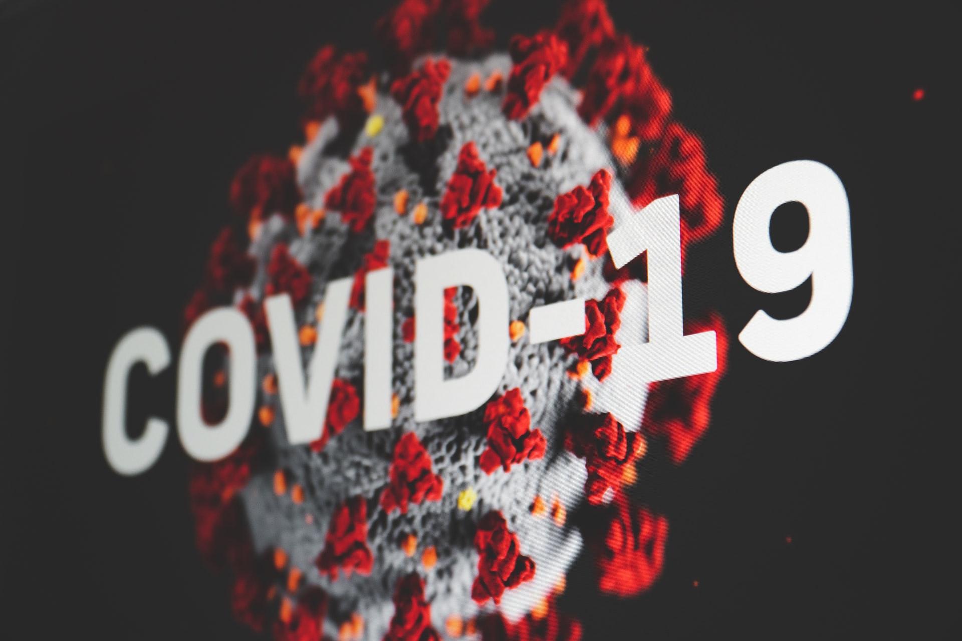 COVID-19 Photo by Martin Sánchez at Unsplash