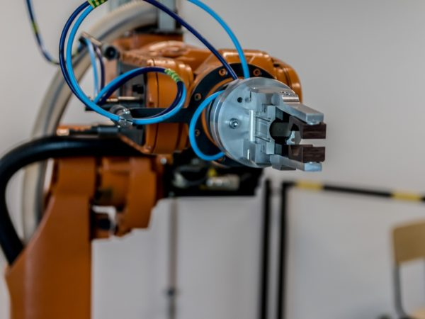 Afraid of robots? Meet the cobots!