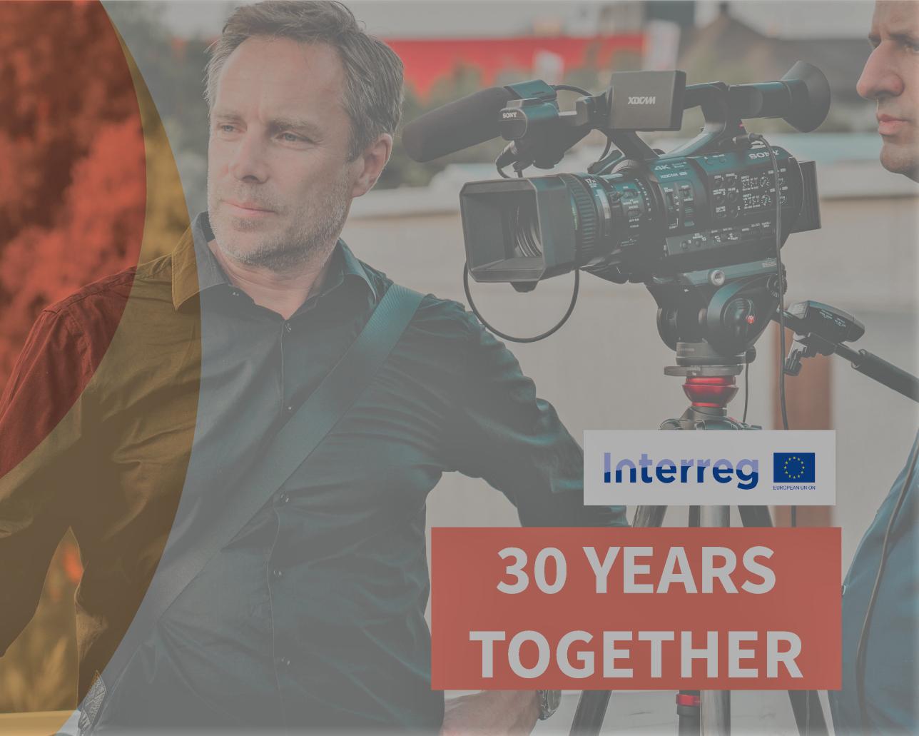 Interreg 30 Years Together