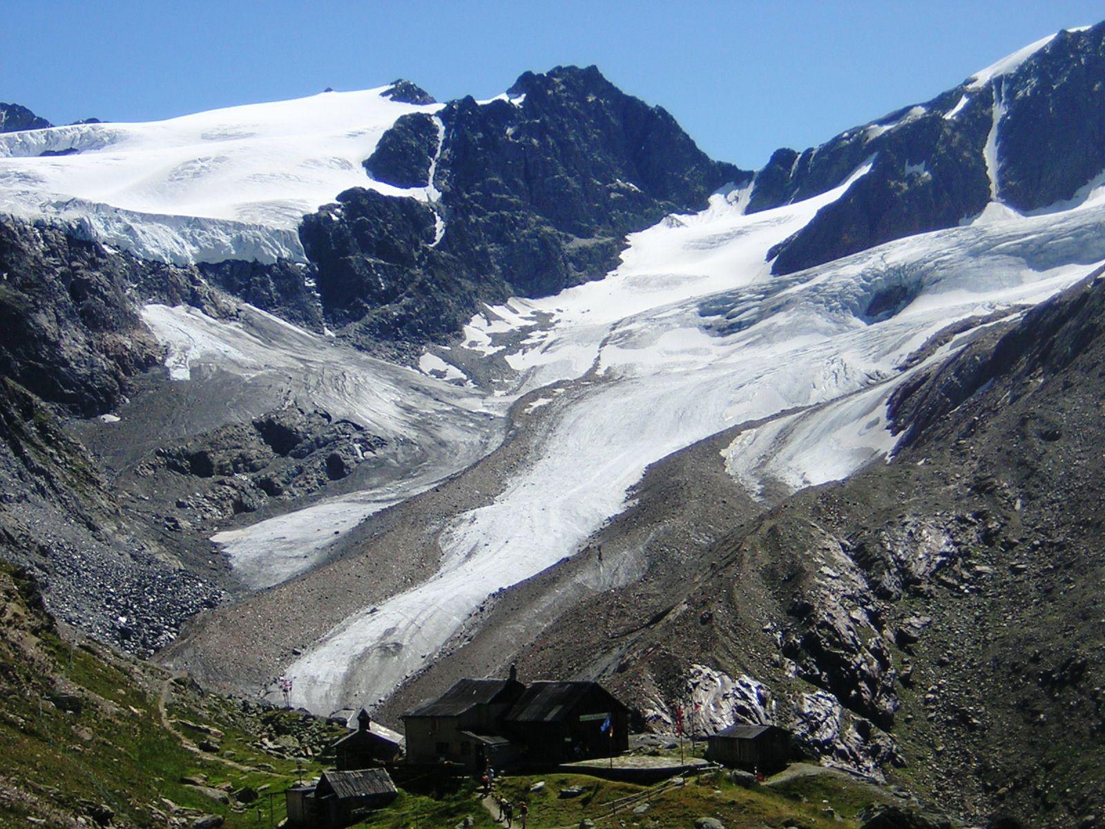 Glacier Vinschgau
